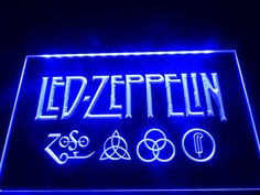Zeppelin, Neon Light