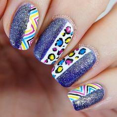 Instagram photo by seizethenail #nail #nails #nailart