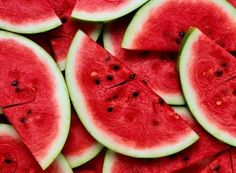 Nutritional values of Watermelon: Watermelon is mostly eaten in summer to prevent the sun heat having thirst quenching properties. It is rich in antioxidant lycopene and Vitamin A. It is a delicious fruit with plenty of water percentage in it which protects from summer temperatures  Read more: http://whatthafact.com/nutrition-facts-of-watermelon/#ixzz35PNbKpHq