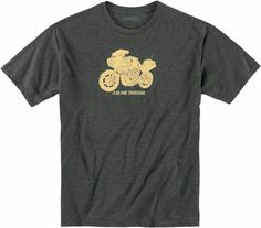 Icon tee motorcycle T-shirt