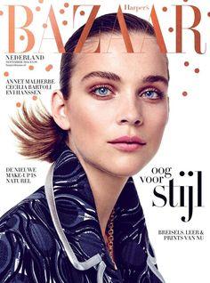 Harper's Bazaar Netherlands October 2014