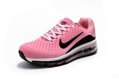 2f966744c5550 We Are Your Right Choice to get Recommended Nike Air Max Sport Running  Shoes Women Pink Black Special