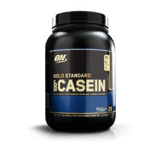 Optimum Nutrition Gold Standard Casein is a Slow Digesting Micellar Casein Protein. An Excellent Source of Protein, BCAAs, Essential Amino Acids, and Leucine. High Protein Recipes, Protein Foods, Protein Smoothies, Protein Muffins, Casein Protein Powder, Health Blog, Supreme, Optimum Nutrition Gold Standard, Proper Nutrition