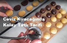 Ceviz Kıracağında Kolay Tatlı Tarif Cereal, Breakfast, Food, Elsa, Turkish Recipes, Morning Coffee, Essen, Meals, Yemek