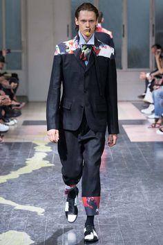 Yohji Yamamoto Spring 2016 Menswear - Collection - Gallery - Style.com