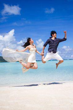 Bora Bora Wedding Destination.