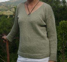 ELIA, knitting kit from the designline Ypspigra from domoras