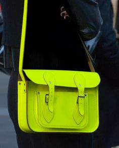 @Kathryn Whiteside Whiteside Fox....  Cambridge satchel... (i love the neon so much. would really like one in pretty much any colour though)