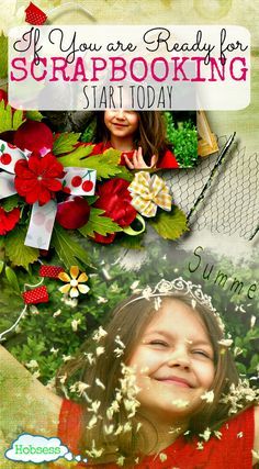 Scrapbooking is where you can organize pictures, decorate pages and journal about the event. Scrapbooking can be catalogued in photo albums, scrap books,  or journals. You and your family will enjoy these books and your creative style forever. Make this your hobby.