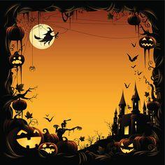 La noche de Halloween frontera