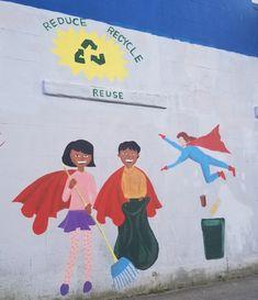 Saint John New Brunswick, Reuse, Saints, Recycling, Movie Posters, Movies, Painting, Art, Art Background