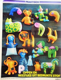 Digitale Bibliotheek: 3okt17 Textile toys, home deco and knittings ...
