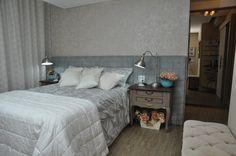 Você já sonhou em ter um quarto assim? Este foi feito pelos Designers Claudiney Simião, Josiane Castilho e a arquiteta Patricia Fayad. Um luxo!!