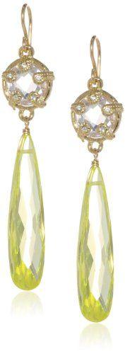 Devon Leigh Clear and Lemon Cubic-Zirconia Drop Earrings Devon Leigh,http://www.amazon.com/dp/B00CP4V3LE/ref=cm_sw_r_pi_dp_G78Ssb0TF4TS24KZ