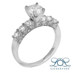 Did you know that the engagement ring was introduced in 1477. That's a long time ago!
