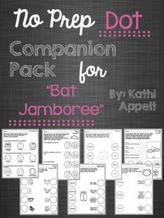 This no prep companion pack targets 9 different skills!