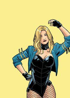 ➤dinah lance/black canary in injustice 2 Canary & Green Arrow ➼ Batgirl, Catwoman, Gotham City, Marvel Comics, Arte Dc Comics, Dc Comics Characters, Female Characters, Harley Quinn, Dinah Drake