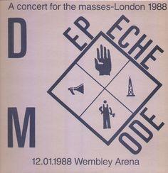 Depeche Mode - A Concert For Masses London 1988 Vol I
