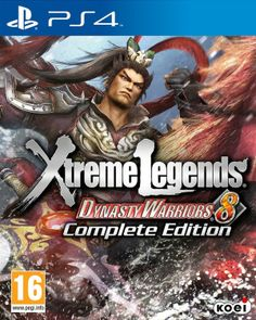 Buy Dynasty Warriors 8 Xtreme Legends Complete Edition (SONY PlayStation Vita) PSV at online store Games For Playstation 4, Ps4 Games, Games Consoles, Dynasty Warriors, Wii U, Instant Gaming, Videogames, Ps Vita Games, Jeux Xbox One