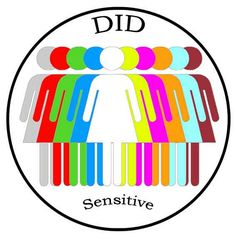Dissociative (Multiple) Personality Disorder Awareness by Gemma.E.Taylor, via Flickr