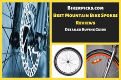 Spokes are a key element of a wheel. For better performance, you need stronger steel spokes. Here you can find the best mountain bike spokes for your wheel. Best Mountain Bikes, Mountain Biking, Bike Wheel, Get Well, Wheels, Bicycle, Cases, Stainless Steel, China