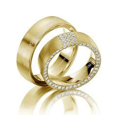 Alianças de Casamento Top