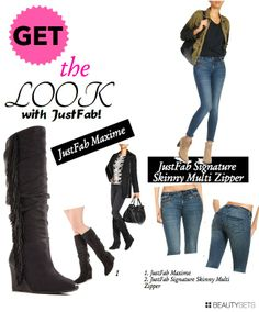 JustFab: January Haul: Check out my latest! http://www.pammyblogsbeauty.com #bbcoalition #bbloggers @JustFab