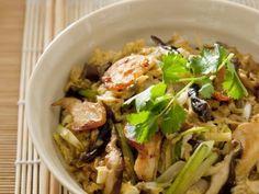 Low-Carb Moo Shu Chicken