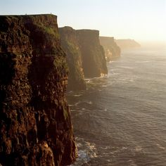 A Guy and His Drone Created the Most Unbelievable Video of Ireland's Coast