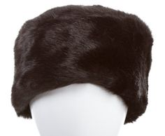 Ladies Faux Fur Cossack Style Warm Winter Hat Fits up to 57cm By Satsumauk  Warm Winter c398d39ef373