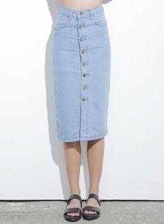 Lowest Price Online Discount Best Prices Cupro Skirt - Midnight Beauty by VIDA VIDA Classic lmgP3Pb57l