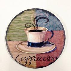 Quadrinho Cappuccino - Lemy Presentes - Loja Virtual