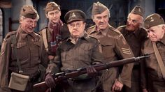 Gambon and Courtenay to star in Dad's Army film