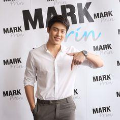 I Have A Crush, Having A Crush, Asian Boys, Asian Men, Rectangle Face, Mark Prin, Face Cut, Thai Drama, Korean Actors