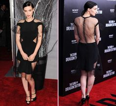 Rooney Mara is really growing on me. Love how she dresses!
