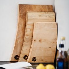 Our chopping boards are made from Scottish ethically sourced hardwoods. Handmade Furniture, Wood Furniture, Wooden Chopping Boards, Wooden Boards, Modern Cutting Boards, Kitchen Board, Small Wood Projects, Got Wood, Wooden Kitchen