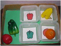 teacch tasks & gradual exposure for food selectivity Aba Therapy Activities, Autism Activities, Autism Resources, Classroom Activities, Toddler Activities, Preschool Literacy, Kindergarten, Autism Classroom, Special Education Classroom