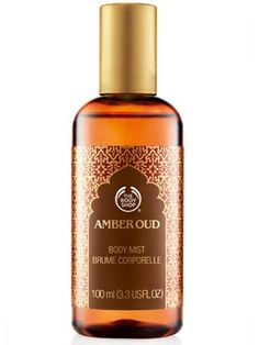 Amber Oud The Body Shop perfume - a fragrance for women and men 2011 woody oriental