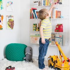 Cómo crear un rincón de lectura para tus hijos | Blog de BabyCenter