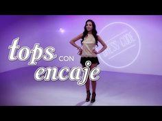 Looks con tops de encaje – Dress Code - YouTube