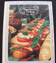 The good food cookbook by margo oliver pdf food womans day encyclopedia vol 10 1966 hc 92916 1206 vintage cookbooks forumfinder Image collections
