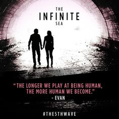 Alien Invasion Teaser Tuesday with The Infinite Sea (The Wave by Rick Yancey The 5th Wave Book, The 5th Wave Series, The Fifth Wave, The Last Star, Favorite Book Quotes, About Time Movie, Book Fandoms, Love Book, Book Series