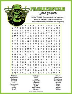 holes word search puzzle louis sachar word search and. Black Bedroom Furniture Sets. Home Design Ideas
