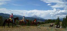 Lone Mountain Guest Ranch, Montana, USA