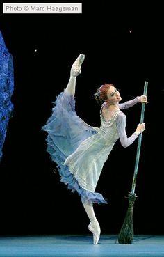 Svetlana Zakharova. Cinderella