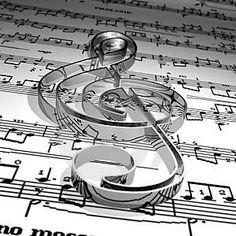 clave de sol ♪♫<3.....La música es el corazón de la vida. Por ella habla el amor; sin ella no hay bien posible y con ella todo es hermoso. Franz Liszt