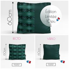 Coussin Velours - ANTARCTICA - Recto Punchy / Verso Soft - Ultra Doux - 60x60cm   #fragmentbymarianeleger #homedecoration #velours #decorationdinterieur #madeinfrance #homesweethome #textiledameublement #frenchdesign #decorationinterieure