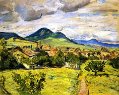 Spring in the Palatinate, 1910 - Max Slevogt
