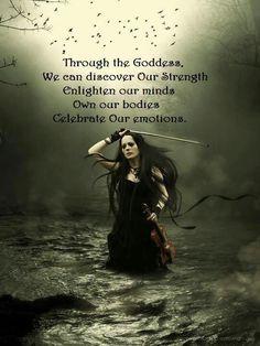 Goddess  )O(
