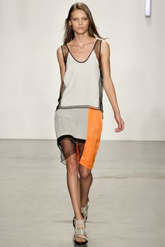 Helmut Lang - Spring Summer 2013 Ready-To-Wear